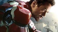 Robert Downey Jr mengunggah foto baru Iron Man untuk Avengers: Age of Ultron melalui akun Twitternya. Sebuah pernyataan pun mengganjal.