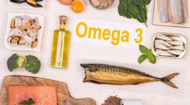 Omega-3 Bisa Kurangi Kecanduan Merokok