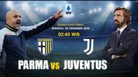 Prediksi Parma vs Juventus di Liga Italia. (foto: Triyasni)