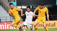 Timnas Australia U-16 akan menghadapi Timnas Indonesia U-16 pada perempat final Piala AFC U-16 2018. (AFC)