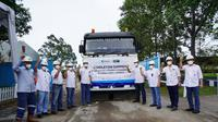 PT KHI Pipe Industries (KHI) menyelesaikan pengiriman Projek HMAS Coonawara milik McConnell Dowell Constructors (Aust) Pty Ltd. Dok KHI