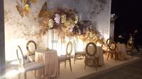 Ilustrasi dekorasi pernikahan. (dok. Liputan6.com/Tri Ayu Lutfiani)