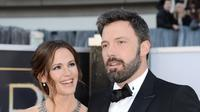 Ben Affleck dan Jennifer Garner jatuh cinta karena film Pearl Harbor. (JASON MERRITT  GETTY IMAGES NORTH AMERICA  AFP)