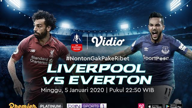 Saksikan Live Streaming Derby Merseyside Antara Liverpool Vs Everton Bola Liputan6 Com