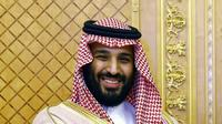 Putra Mahkota Arab Saudi Pangeran Mohammed bin Salman (Presidency Press Service/Pool Photo via AP, File)