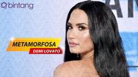 Metamorfosa Demi Lovato (Foto: AFP/Digital Imaging: Nurman Abdul Hakim)