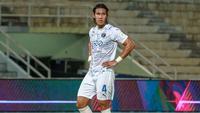 Ryuji Utomo tampil mengesankan saat Penang FC mengalahkan Sri Pahang FC dengan skor 2-1 pada laga pekan ke-21 Liga Super Malaysia 2021. (Instagram/@ryujiutomo)