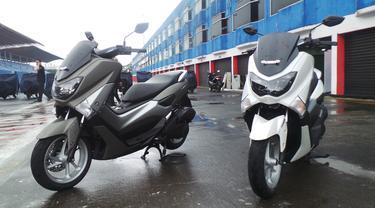 Yamaha NMax, Skutik Pertama  dengan Rem ABS di Indonesia