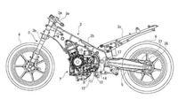 Paten desain Suzuki Hayabusa terbaru. (Auto.ndtv)