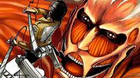 Attack on Titan sukses menjadi judul ketiga yang berhasil menjual manganya hingga 30 juta kopi.