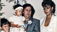 Pablo Escobar membakar sekitar US$ 1 juta untuk menghangatkan putrinya ketika melarikan diri. (Bussines Insider)