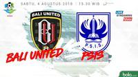 Liga 1 2018 Bali United Vs PSIS Semarang (Bola.com/Adreanus Titus)