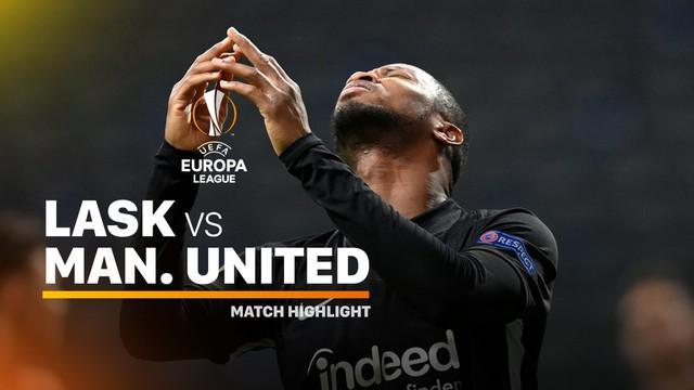 Berita video highlights leg I babak 16 besar Liga Europa 2019-2020 antara LASK melawan Manchester United yang berakhir dengan skor 0-5 di Linzer Stadion, Kamis (12/3/2020).