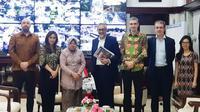 Pemerintah Kota (Pemkot) Surabaya terus melanjutkan kerjasama dengan Kota Liverpool, Inggris.