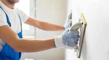 5 Langkah Hasilkan Kualitas Acian Terbaik untuk Dinding