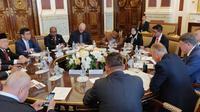 Komite I Dewan Perwakilan Daerah Republik Indonesia (DPD RI) melakukan kunjungan ke Parlemen Rusia. Kunjungan ini dilakukan untuk meningkatkan persahabatan dan kerjasama antar anggota parlemen kedua negara.