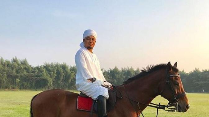 3 Olahraga Favorit Ustaz Arifin Ilham Semasa Hidup