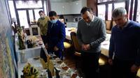 """KBRI Kyiv menyelenggarakan """"The Indonesian Coffee Cultural Promotion"""" secara daring dengan para produser kopi Indonesia (09/02/2021) (KBRI Kiev)"""