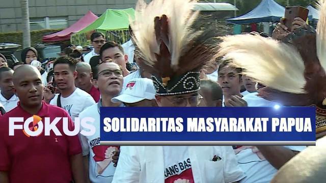 Acara digelar sebagai bentuk silaturahmi dengan warga Papua dan warga yang pernah berhubungan dengan Papua.