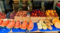 Ilustrasi buah-buahan (Sumber: Pexels)