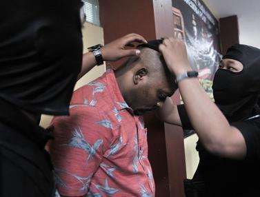 Polri Bongkar Sindikat Narkoba Asal Nigeria