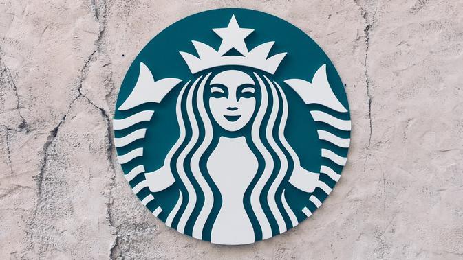 Logo Starbucks. (dok. Foto Khadeeja Yasser/Unsplash)