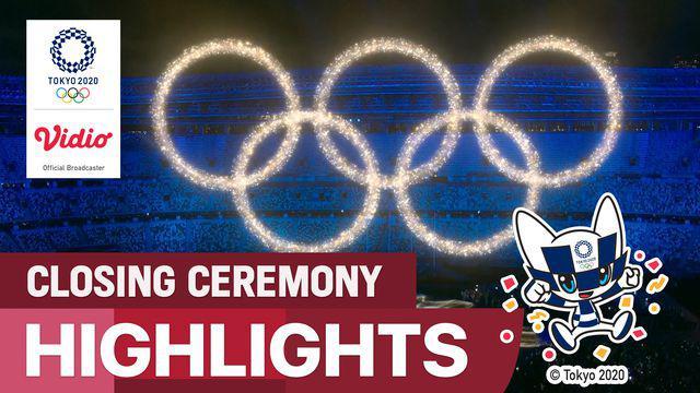 Berita Video Melihat Kemegahan Closing Ceremony Olimpiade Tokyo 2020