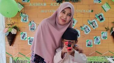 7 Potret Terbaru Mellya Juniarti Mantan Istri Ustaz Abdul Somad, Makin Bahagia