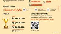 ESDM Gelar Lomba Infografis