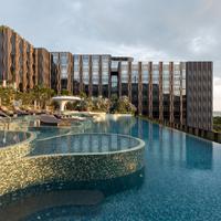 Hotel Outspot di Sentosa. (Foto: Dok. Hotel Outspot)