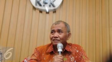 20161110- KPK Ucapkan Selamat Kepada Antasari Azhar-Jakarta- Helmi Afandi