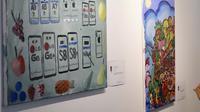 ARTOTEL Thamrin-Jakarta mengadakan pameran seni dalam rangka hari autisme sedunia (Liputan6/pool/ARTOTEL Thamrin-Jakarta)