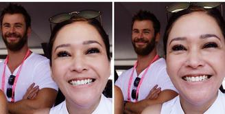 Beberapa foto dibagikan oleh Maia Estianty saat menikmati liburannya di Monako. Sebelumnya ibu tiga anak itu ke London urusan bisnis, ia lantas menyempatkan liburannya menonton balapan Formula 1 di Monaco akhir pekan lalu. (Instagram/maiaestiantyreal)