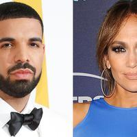 Drake mencurahkan isi hatinya mengenai rasa kehilangan Jennifer Lopez lewat lagunya yang berjudul Diplomatic Immunity. (Taylor Hill/FilmMagic / Jason LaVeris/FilmMagic)