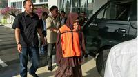 Tiga dokter bedah di Pekanbaru menghuni Rutan Sialang Bungkuk. (Liputan6.com/M Syukur)