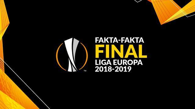 Berita video fakta-fakta di final Liga Europa antara Chelsea vs Arsenal, Kamis (30/5/2019) di Baku Olympic Stadium, Azerbaijan.