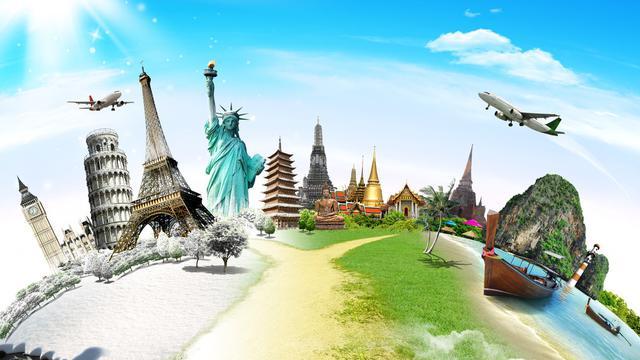 Destinasi Liburan ke Luar Negeri