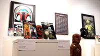 Sejumlah benda bertema Star Wars milik NIIGO dilelang lewat Sotheby's New York. (Sumber CNN)