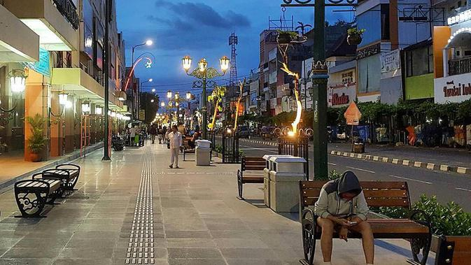 17 Tempat Wisata Jogja Malam Hari Terpopuler Murah Dan Romantis Hot Liputan6 Com