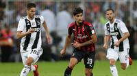 3. Lucas Paqueta – Flamengo ke AC Milan £31.5M (AFP)