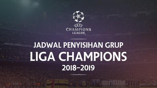 Berita video jadwal Liga Champions 2018-2019 matchday ke-6. Barcelona Hadapi Tottenham Hotspur.