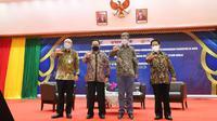 Perpusnas memberi dukungan Arsip Nasional RI (ANRI) membangun Pusat Studi Arsip Kebencanaan di Aceh. (Liputan6.com/ Istimewa)