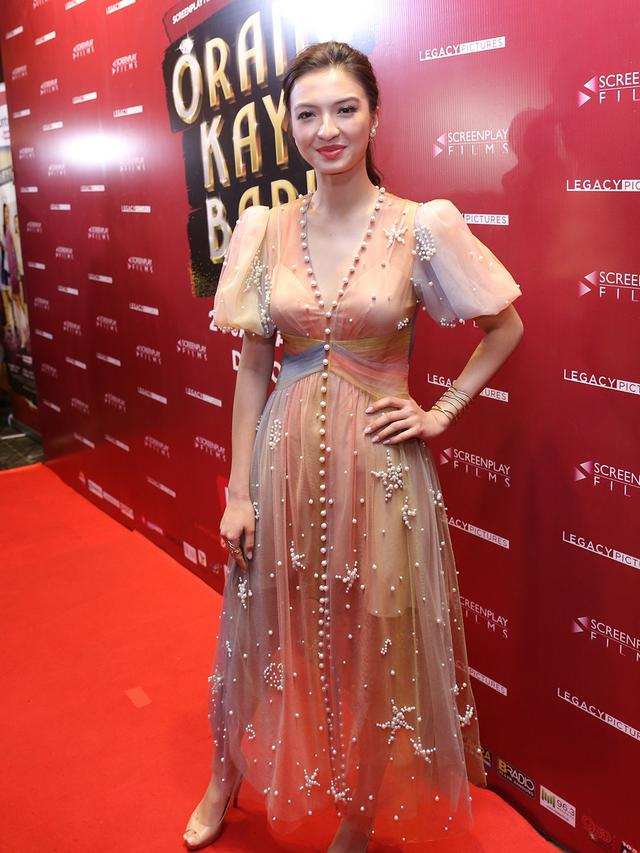 Film Orang Kaya Baru Nyaris Tembus 1 Juta Penonton Raline Shah Buka Bukaan Soal Ini Showbiz Liputan6 Com