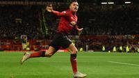 2. Alexis Sanchez - Berkarier di Manchester United tak membuat Alexis Sanchez lebih baik. Alexis gagal memenuhi ekspektasi para fans Setan Merah sejak awal musim. (AFP/Oli Scarff)