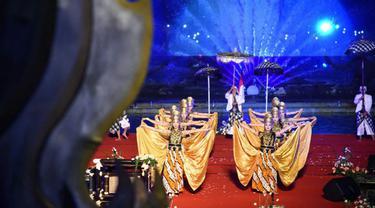 Taman Air Mancur Sri Baduga Punya Rasa Kebhinnekaan