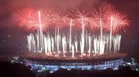 Ada banyak kisah yang mewarnai Asian Games 2018, dari acara pembukaan yang spektakuler sampai pelukan pesilat Hanifan Yudani Kusumah yang mempertemukan Presiden Joko Widodo dan calon presiden Prabowo Subianto pada satu momentum yang sama.