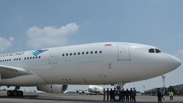 Lima Penerbangan Dibatalkan Garuda Indonesia Minta Maaf
