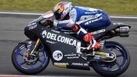 Perusahaan oli motor terkemuka di Indonesia, Federal Oil mengembangkan kerjasama dengan Tim Gresini Racing di kelas seperempat liter atau Moto3.