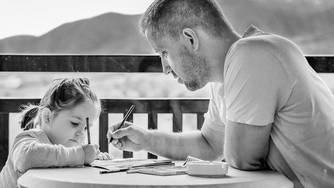 30 Kata Nasehat Untuk Anak Penuh Makna Cocok Untuk Memotivasinya Hot Liputan6 Com
