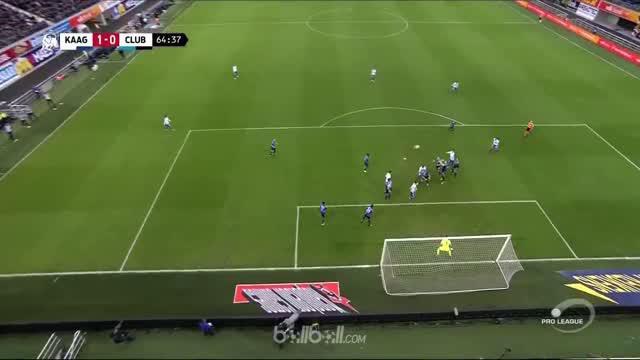Tuan rumah Gent secara mengejutkan sukses mengalahkan pimpinan klasemen Liga Belgia Club Brugge dengan skor 2-0, Minggu (28/1). Pa...